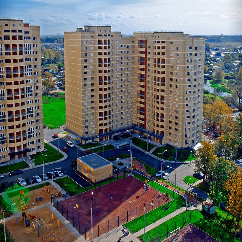 ЖК Пироговский Мытищи
