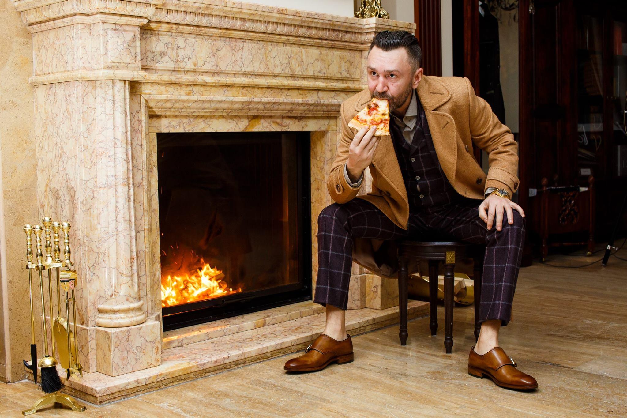 Мастерская Классического Костюма: Сергей Шнуров рассказал о своем взгляде на капсульную коллекцию