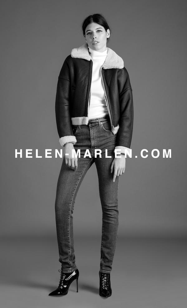 Известный интернет-бутик HELEN-MARLEN.COM представил обновленный дизайн сайта