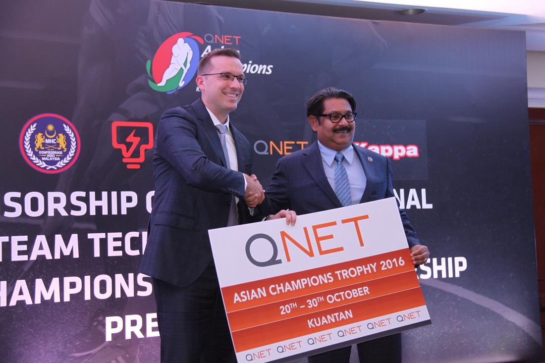 QNET спонсирует Азиатский трофей чемпионов