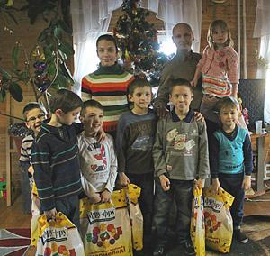 Благотворительная акция, дарим Фру-Фру жевательный мармелад детям