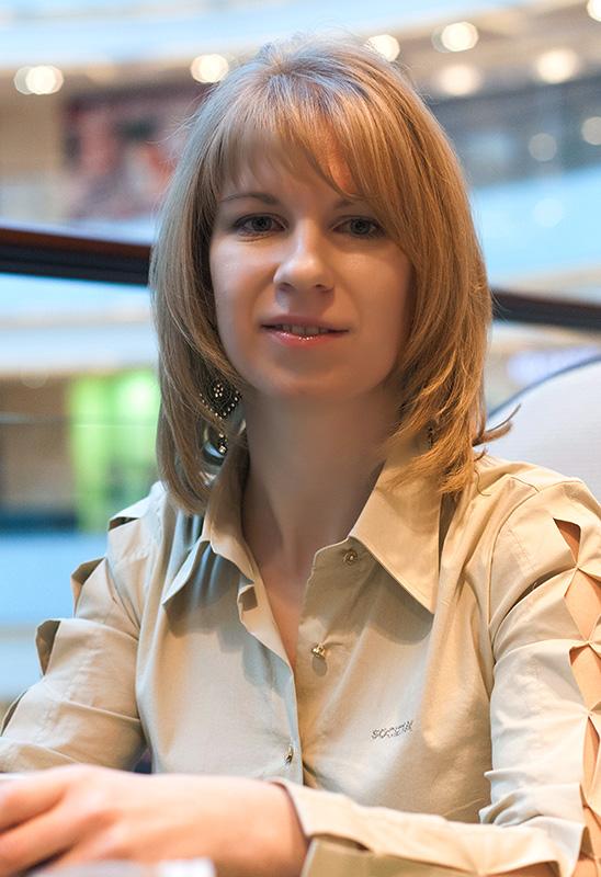 Елена Ашмарина - Имиджмейкер