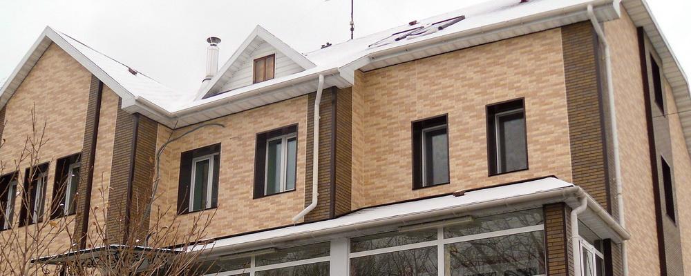 Фасадные панели ТОРЕЙ