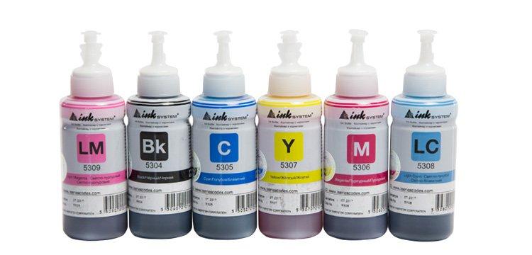 INKSYSTEM представила дешевые чернила для цветных струйных принтеров Epson