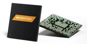 MediaTek представил восьмиядерный чипсет для смартфонов