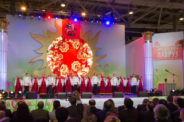 Гости праздника «Навруз» могут посетить ярмарку народных промыслов и дегустацию восточных блюд