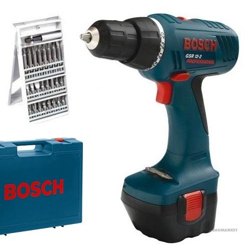 Шуруповерт Bosch GSR 12-2 V